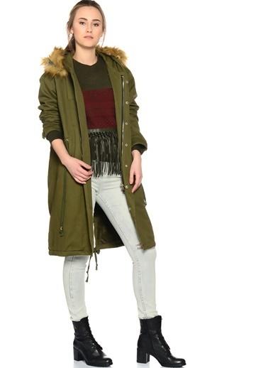 Goldie Goldie Ceket Yeşil